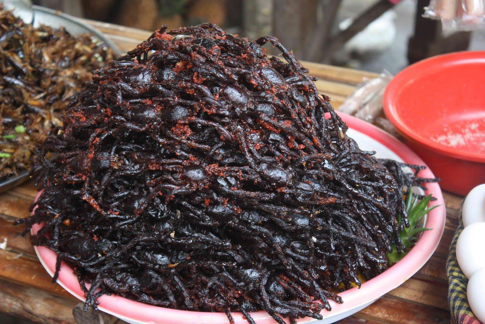 Кому – экзотика, а кому – основная еда: 10 всемирно известных блюд из насекомых