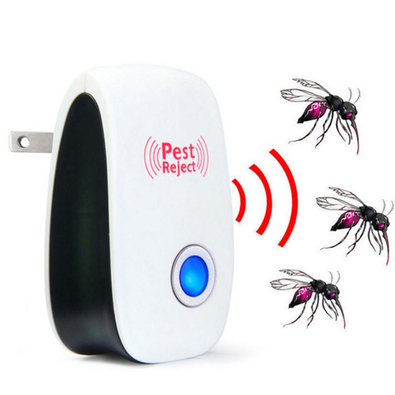 Рейтинг отпугивателей мышей и насекомых