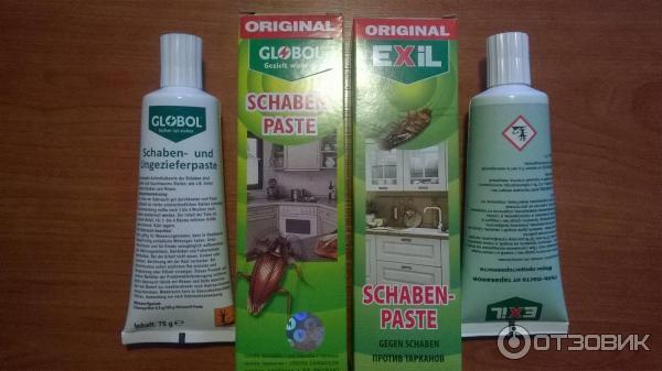 Гель от тараканов глобал: описание и отзывы