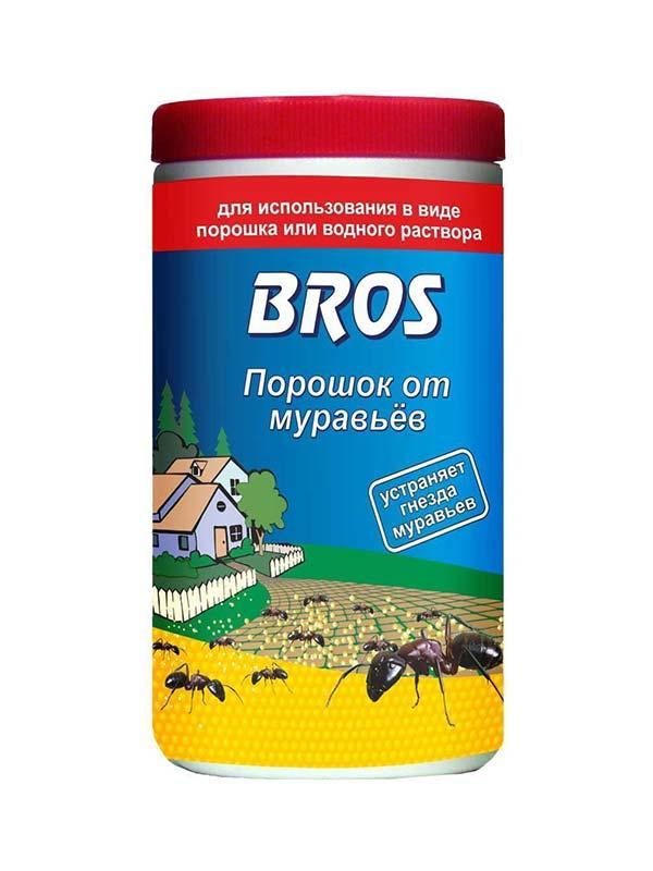 Средство от муравьев bros - состав и способы применения