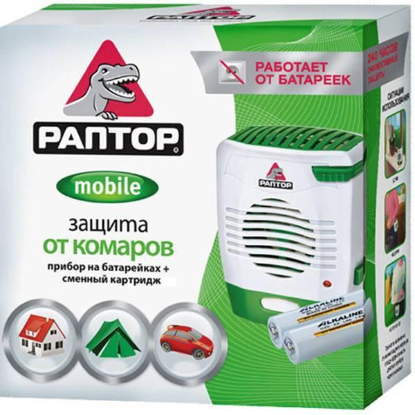 Раптор жидкий от комаров: принципы защиты, критерии выбора пластинки