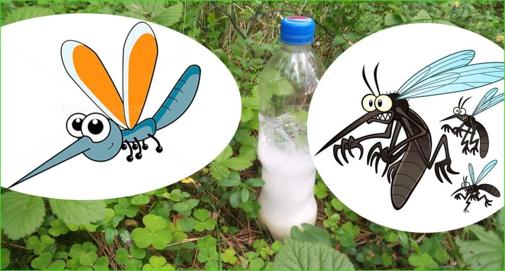 Средство от комаров в домашних условиях на природе и в доме