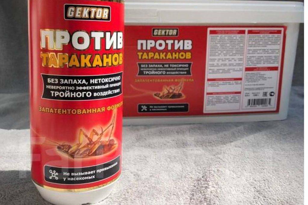 Лучшие средства от тараканов по отзывам покупателей