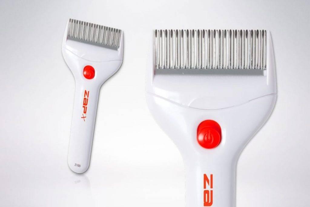 Выбираем лучший гребень для волос при лечении педикулеза