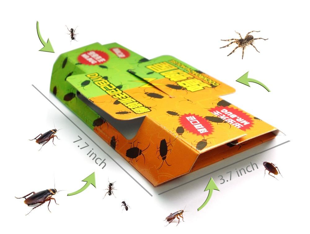 Ловушки для тараканов: клеевые, электрические, инсектицидные, обзор популярных марок, как сделать своими руками русский фермер