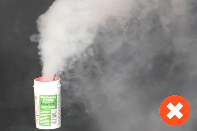 Дымовая шашка от клопов: особенности действия