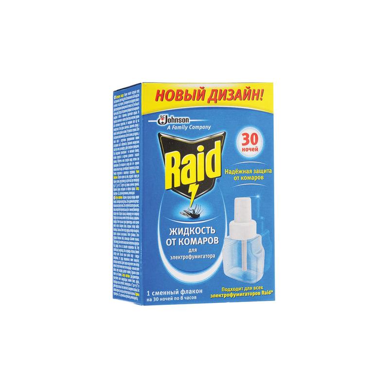 Raid (рэйд) спирали от комаров, 10 шт