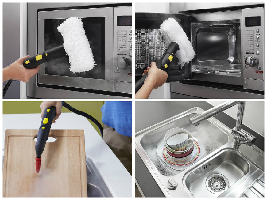 Пароочиститель и парогенератор от клопов: обработка паром