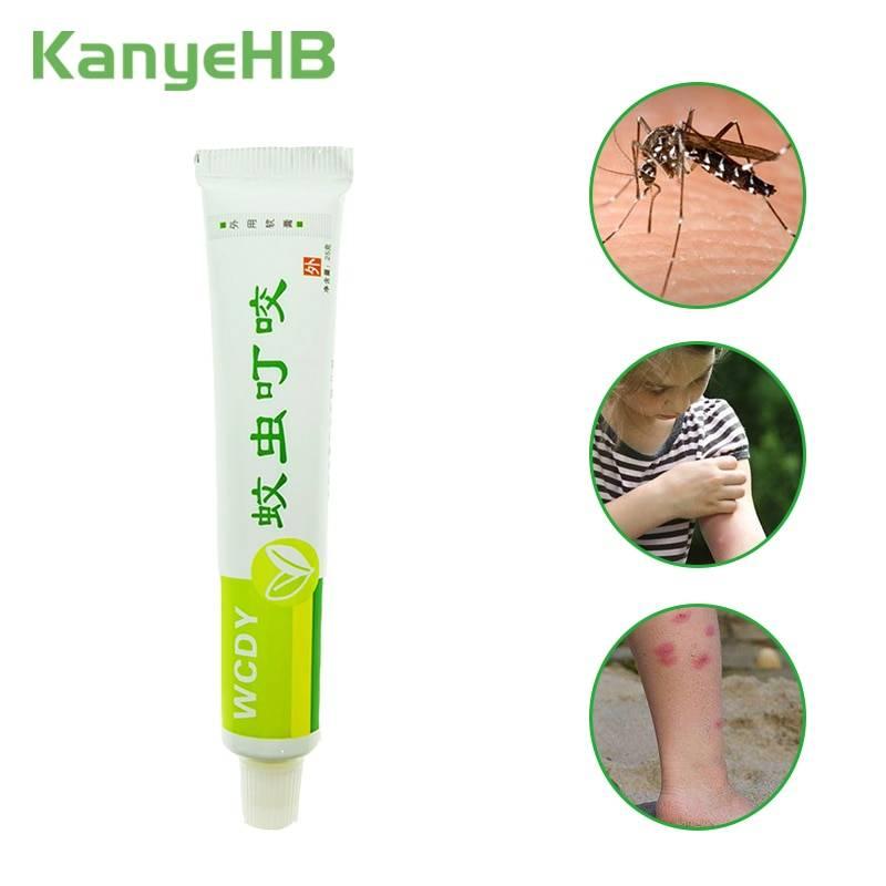 Средства от укусов комаров - народные и магазинные средства