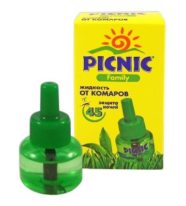 Picnic от комаров: спрей (аэрозоль) и жидкость для фумигатора, пластины и спирали. как избавиться от комаров средствами?