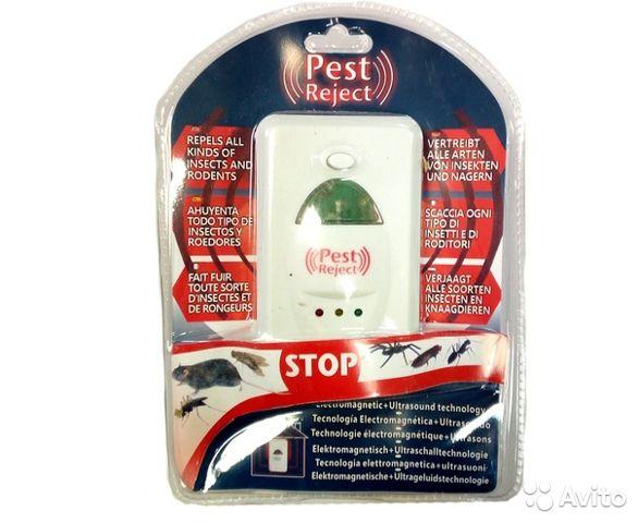 Pest reject ультразвуковой отпугиватель грызунов и насекомых и отзывы о нем. как пользоваться отпугивателем пест реджект и его цена с доставкой.