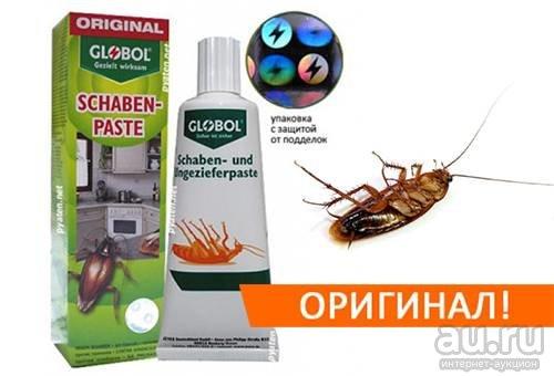 Немецкий гель от тараканов globol (глобал): инструкция, цена, где купить, отзывы