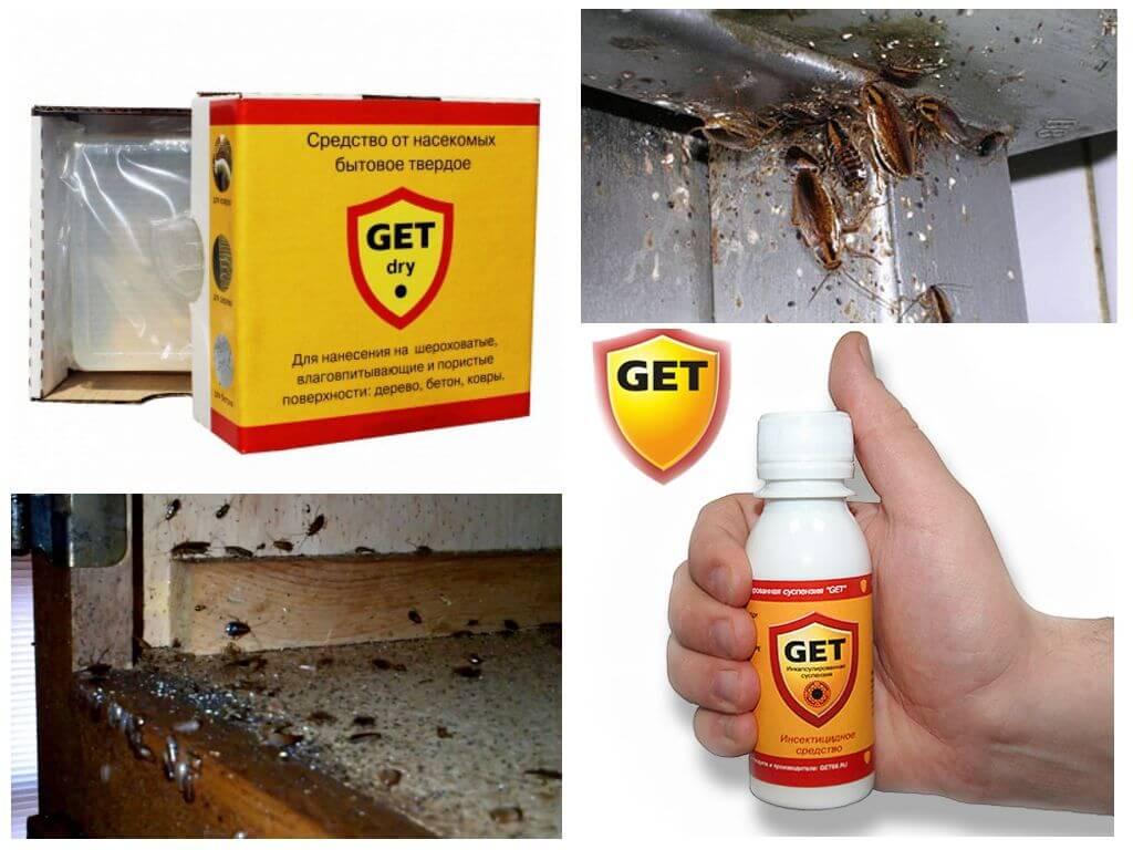 Чем травить тараканов в квартире самостоятельно: обзор и описание эффективных средств