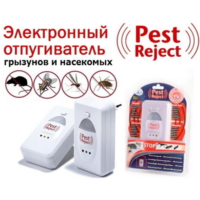 Ультразвуковой отпугиватель грызунов и насекомых pest reject: отзывы