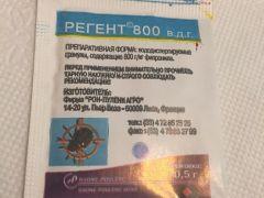 Регент от колорадского жука: правила использования,преимущества, инструкция по применению средства, отзывы