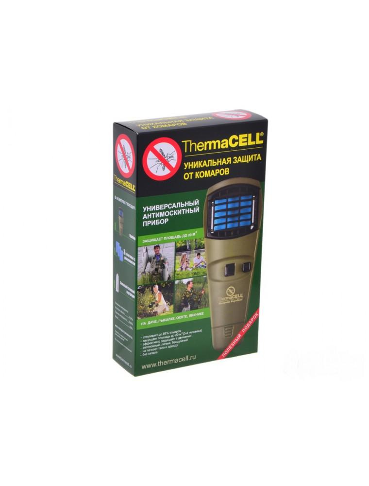 Thermacell отпугиватель от комаров: отзывы, плюсы и минусы