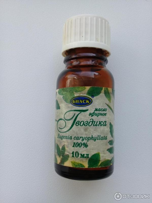 Гвоздичное масло от комаров - как применять для детей, отзывы