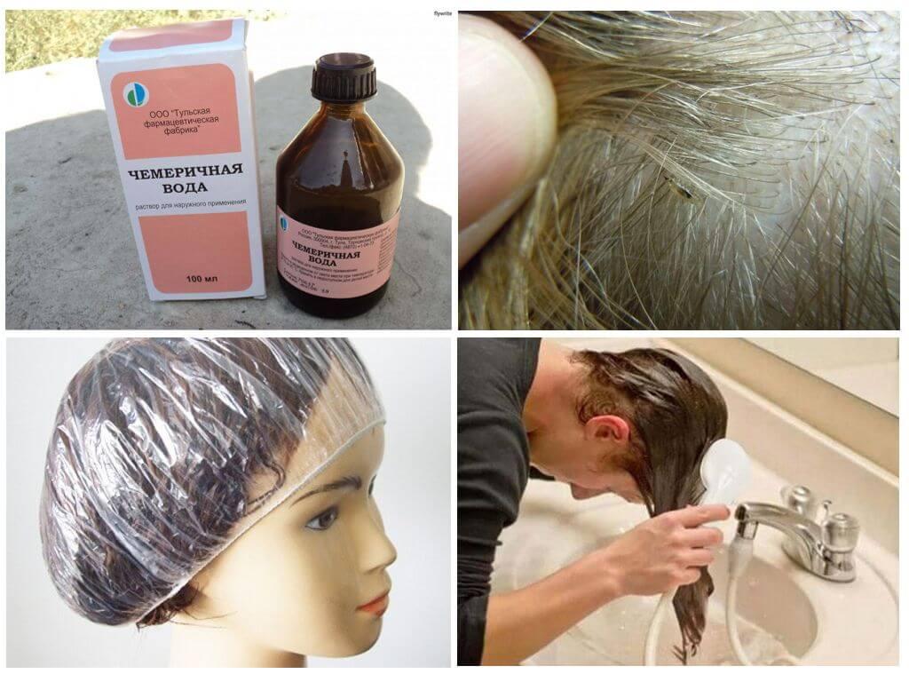 Чемеричная вода от вшей: инструкция по применению при педикулезе, втирание для роста волос + отзывы
