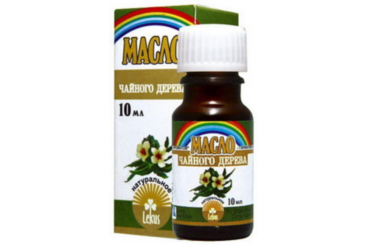 Помогает ли масло чайного дерева при грибке ногтей? - medical insider