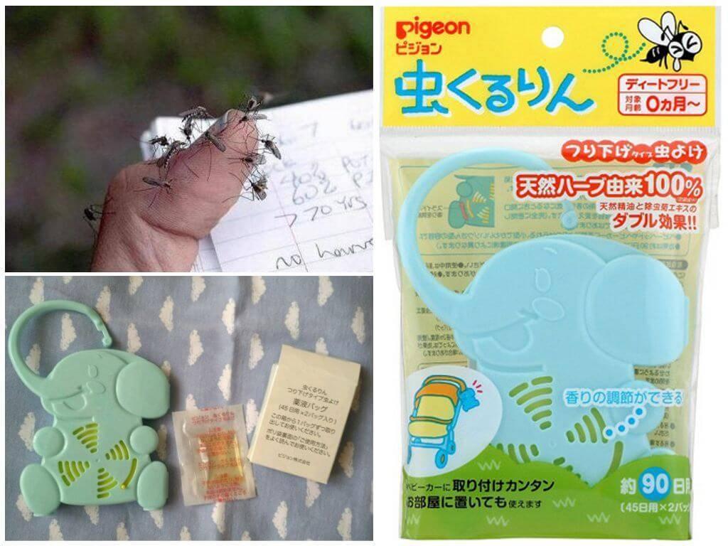 Брелки от комаров - отзывы, обзор и описание