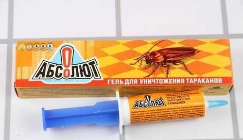Профессиональные средства от тараканов