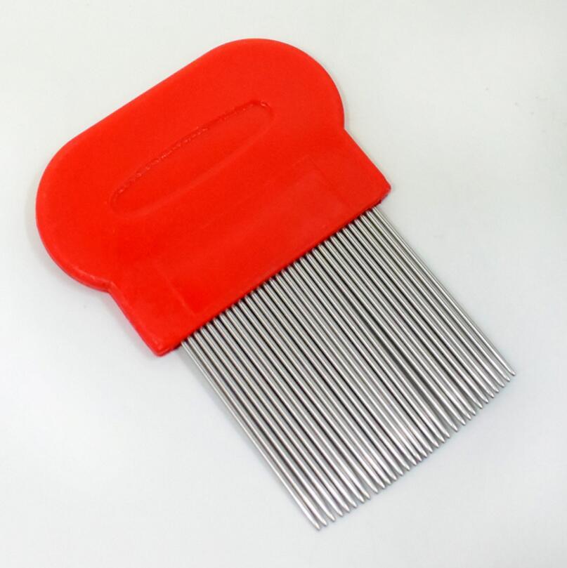 Расческа для вычесывания вшей и гнид: применение