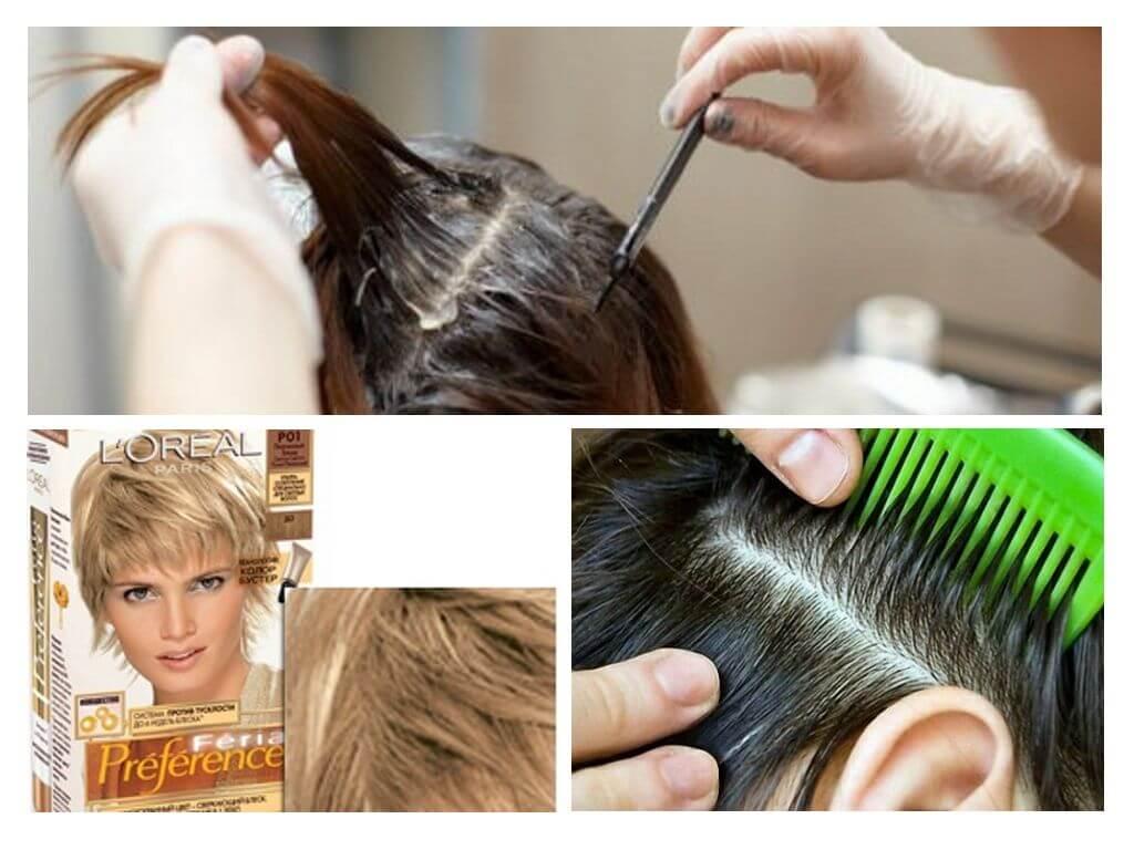 Убивает ли краска для волос вшей и гнид на самом деле?