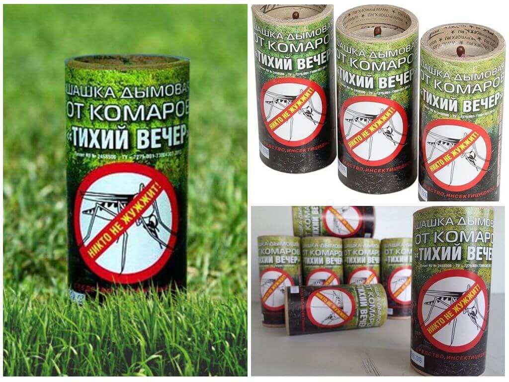 Дымовые шашки против клопов: выбираем безопасные и применяем правильно
