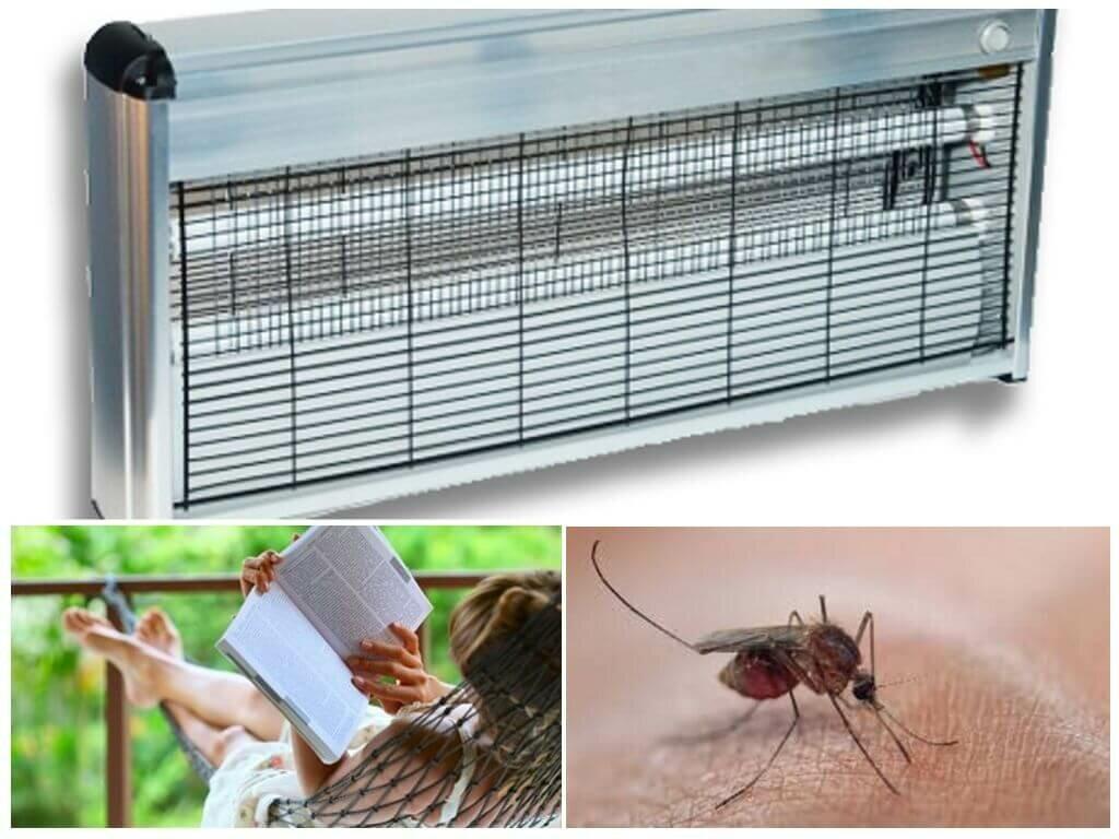 Лучшие ловушки для комаров: рейтинг самых эффективных средств от насекомых
