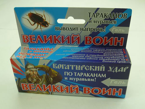 Абсолют гель от тараканов, инструкция по применению и описание