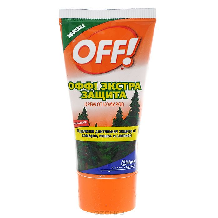 Off! от комаров: крем и спрей, прибор на батарейках и другие средства защиты от комаров. использование аэрозолей и картриджей
