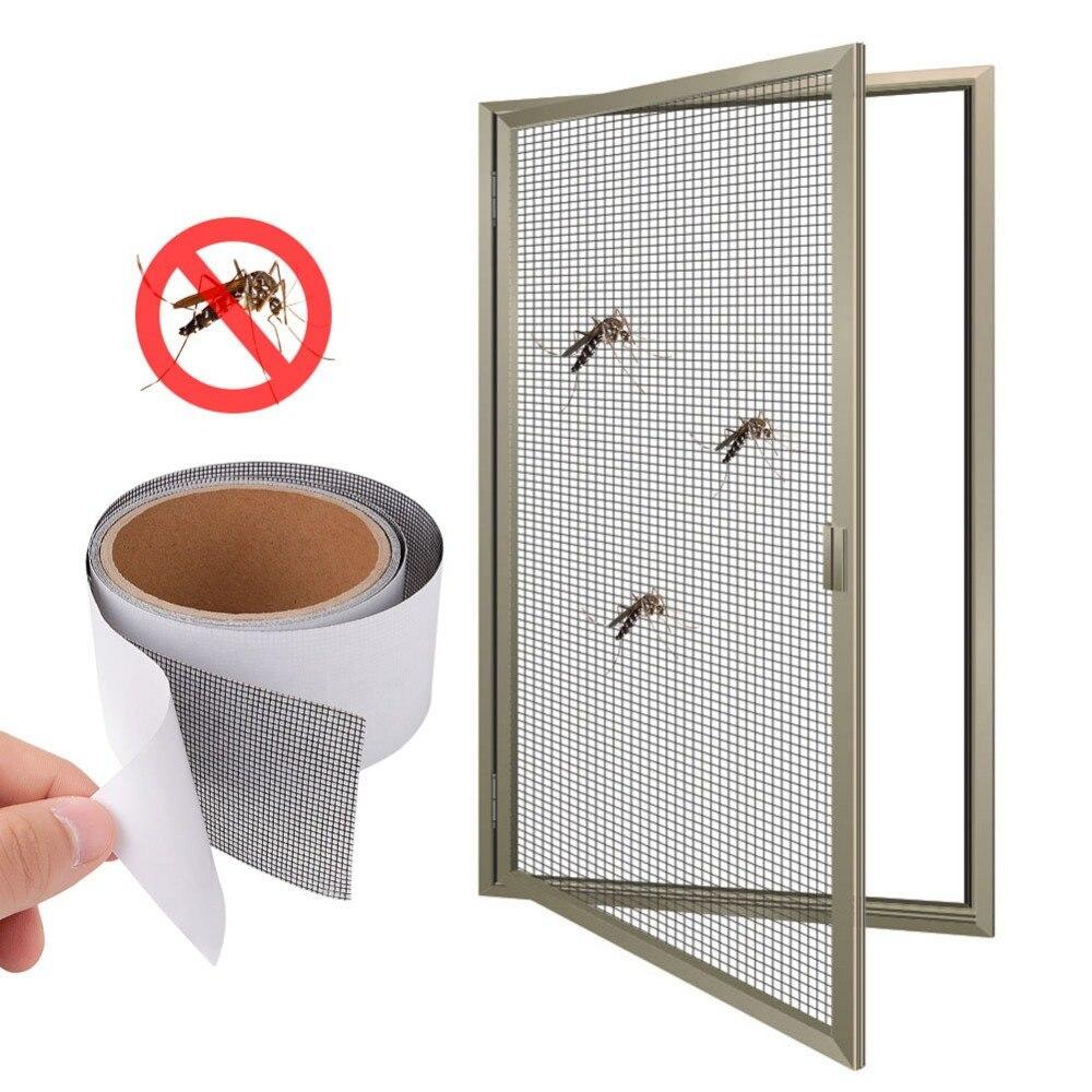 5 видов сеток от комаров: функции, виды, конструкция