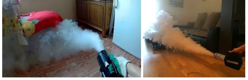 Чистка мебели пароочистителем: как обрабатывать диван паром
