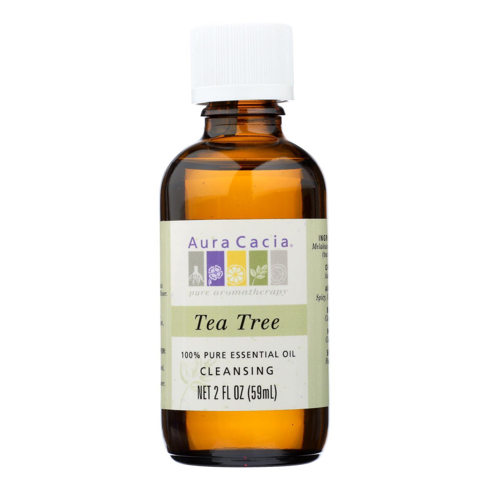 Масло чайного дерева от вшей и другие эфирные масла