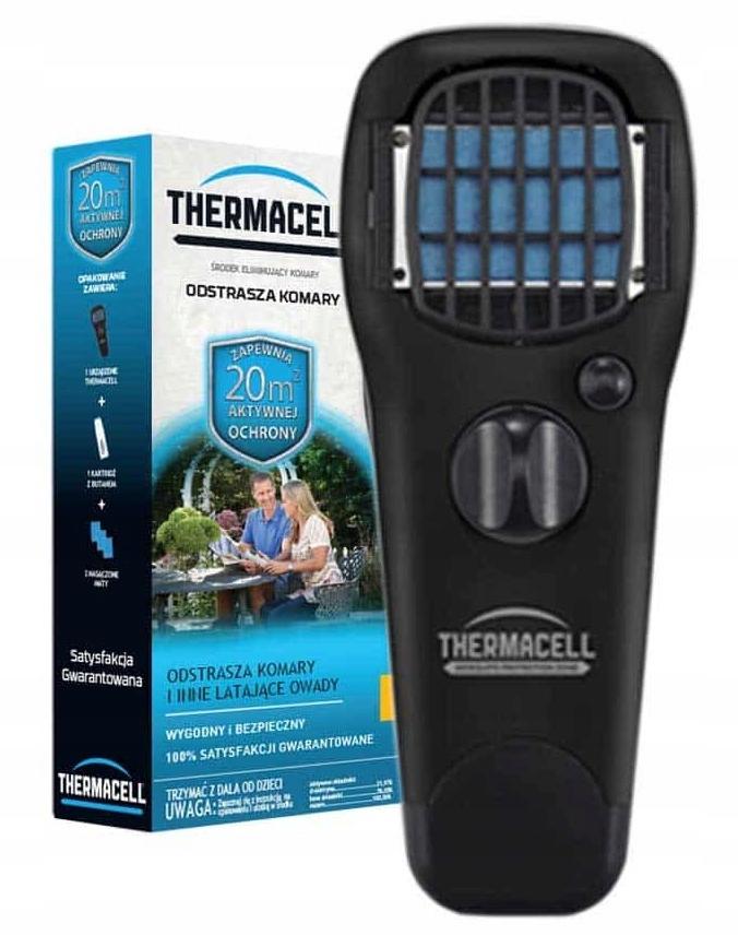 Отпугиватель «thermacell»: как работает и как использовать, где купить?