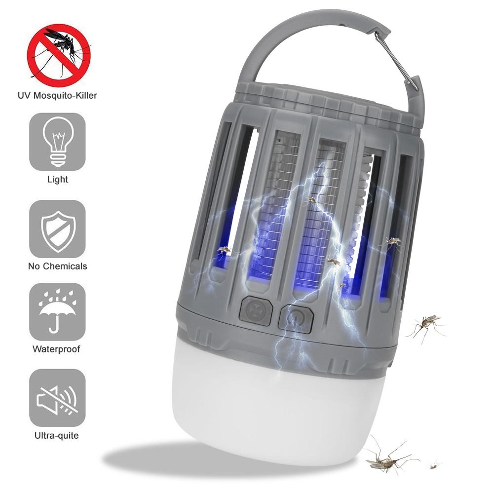 Лампа от комаров для улицы: обзор видов и отзывы, принцип работы