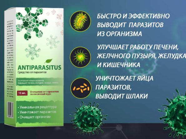 Как вывести паразитов из организма человека народными средствами в домашних условиях