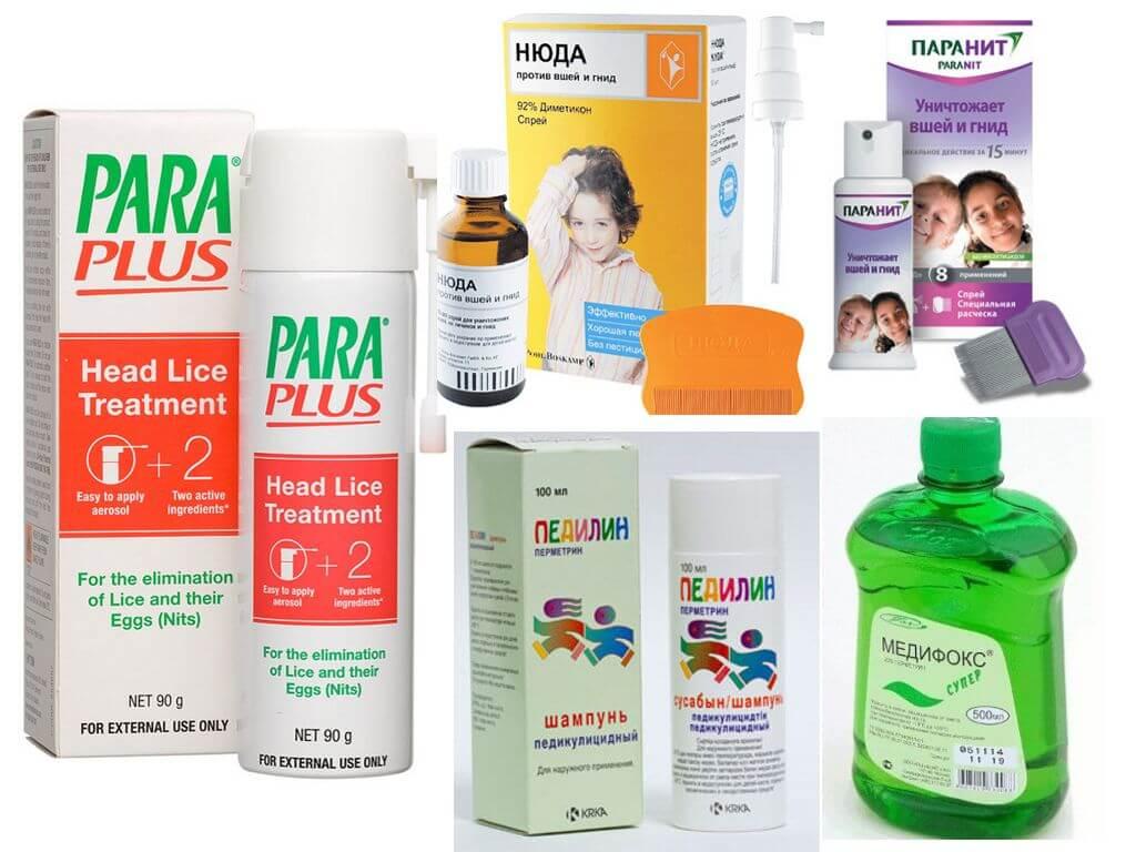 Препараты от вшей и гнид (педикулёза) для детей и взрослых. какое эффективнее?