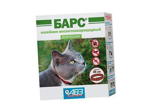 Барс (ошейник) для собак и кошек | отзывы о применении препаратов для животных от ветеринаров и заводчиков