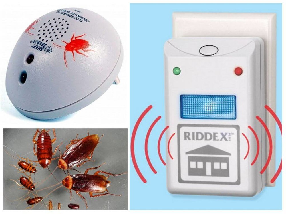 Виды ультразвуковых отпугивателей насекомых и других паразитов, отзывы