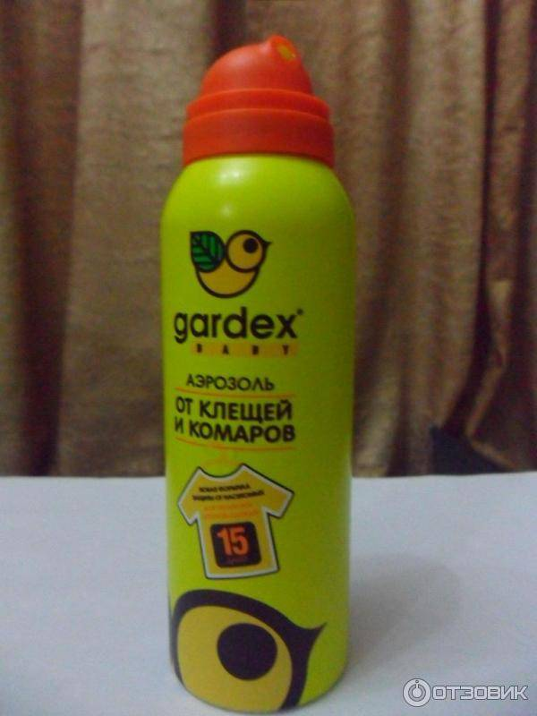 Гардекс (gardex) от клещей для детей и взрослых: виды аэрозолей и спреев, отзывы, инструкция по применению