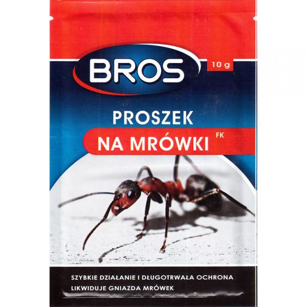 Порошок bros от муравьев: применение и отзывы