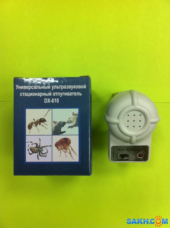 Ультразвуковые отпугиватели тараканов