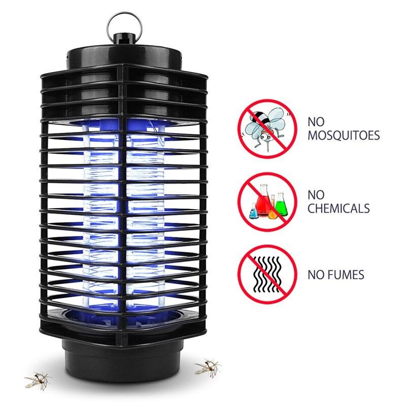Электроловушки для комаров. 10 гаджетов для борьбы с комарами: как они работают и какие стоит выбрать