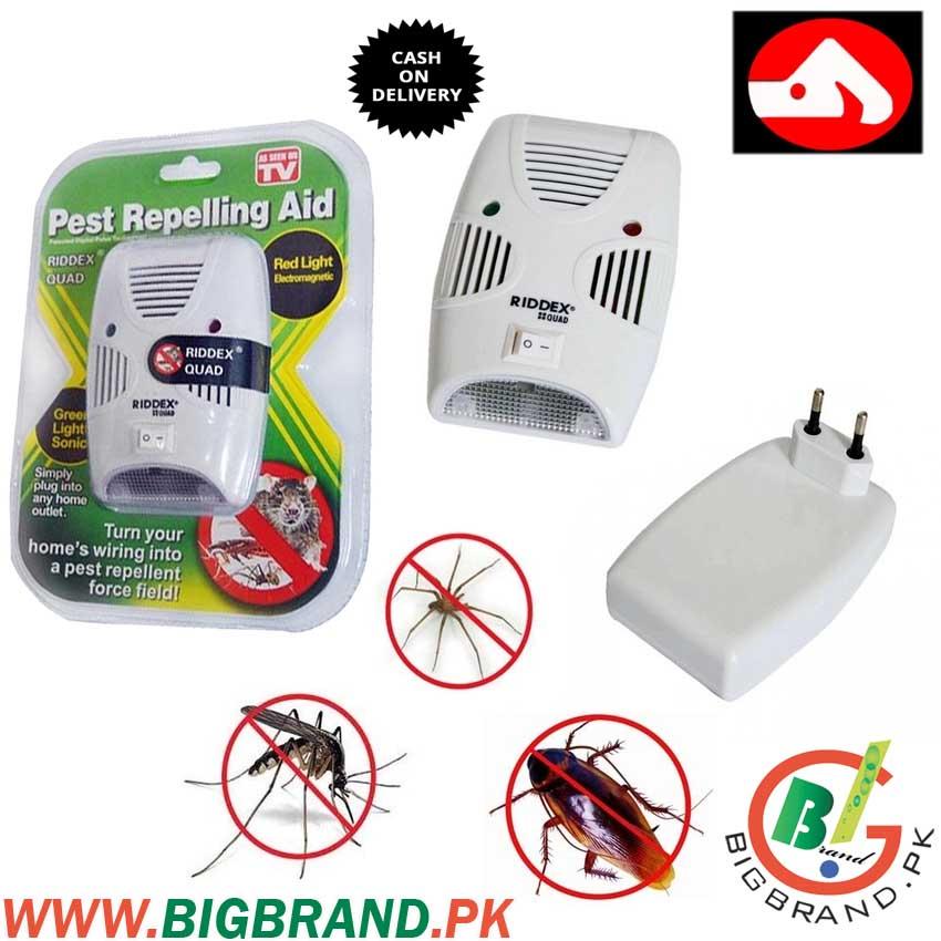 Инструкция по применению pest repelling aid