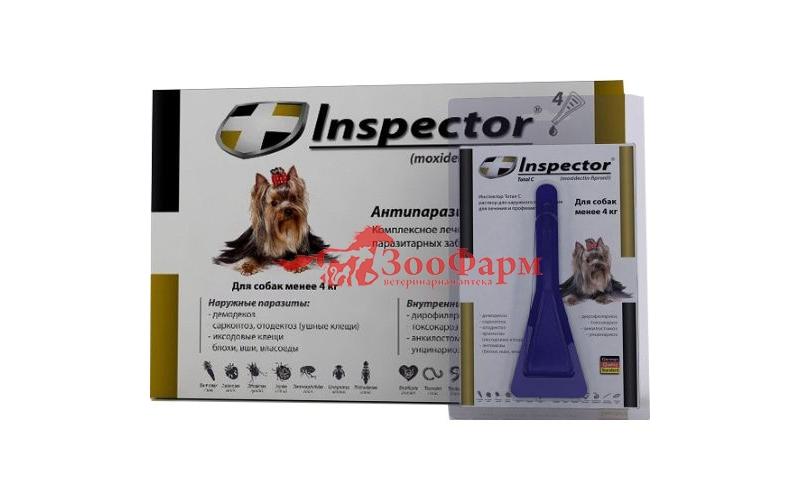 """""""инспектор"""" - капли для собак и для кошек. инструкция, отзывы, производитель"""