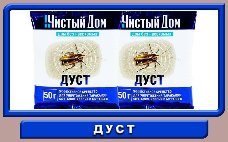 Чистый дом от тараканов - действие, эффективность, меры безопасности