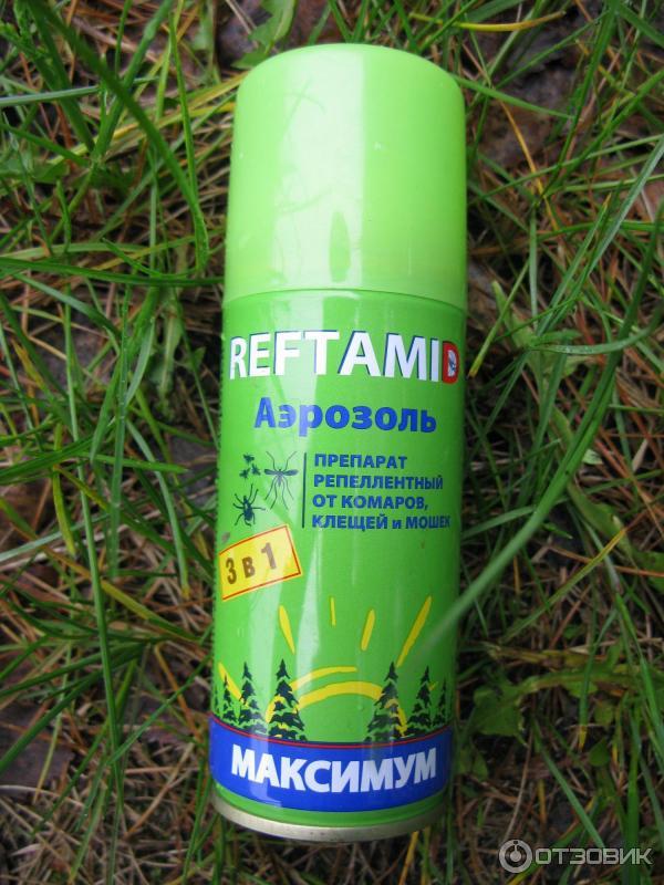 Топ лучших средств защиты от комаров по отзывам