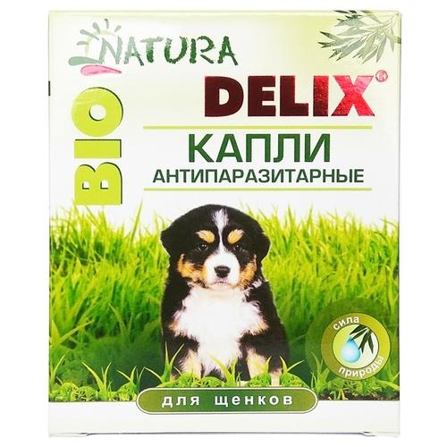 Natura delix bio (капли  антипаразитарные) для собак и кошек | отзывы о применении препаратов для животных от ветеринаров и заводчиков