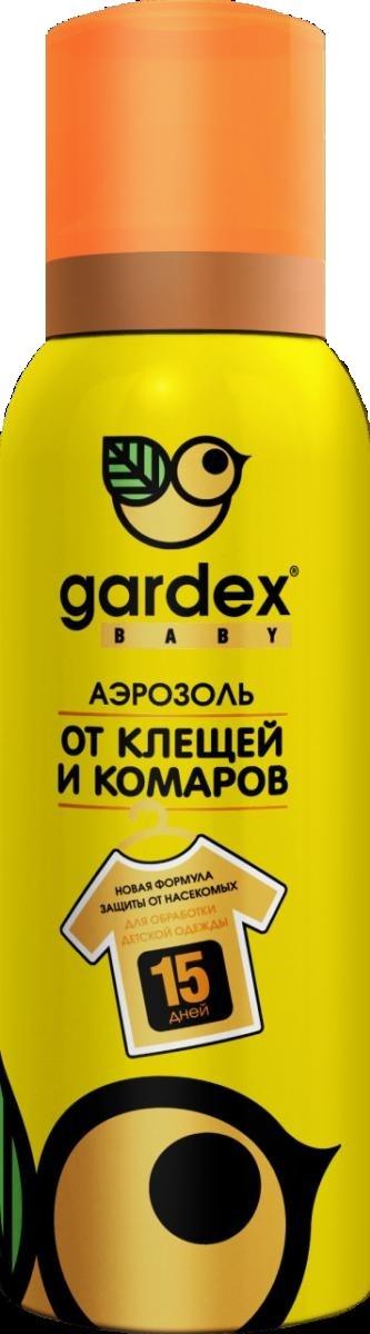 Средства гардекс от комаров и клещей для детей